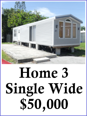 Pre-Owned and New Mobile Homes