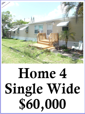 New Mobile Homes Pre-Owned